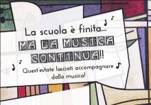 La scuola è finita ma la musica continua!